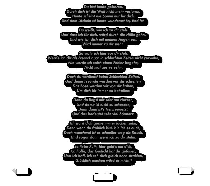 Gedicht Glückwunsch Zum 16 Geburtstag